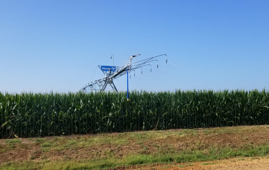 Triple J Valley Dealer for Center Pivots and Irrigation Services